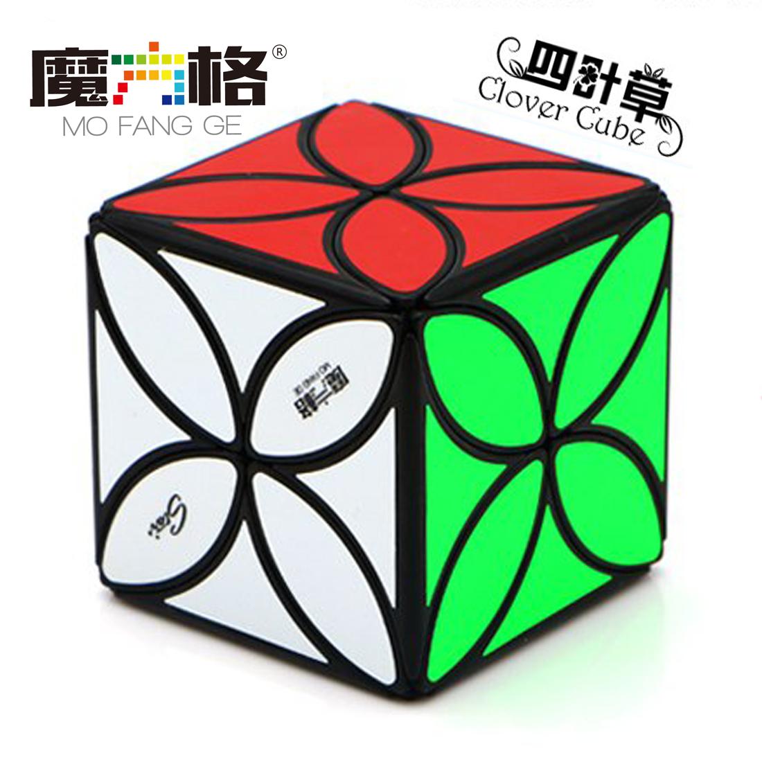 QiYi MofangGe Clover Cube купить | Чии Клевер куб